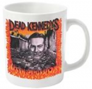 DEAD KENNEDYS GIVE ME CONVENIENCE  - MUG (11oz) (Brand New Sealed In Box)